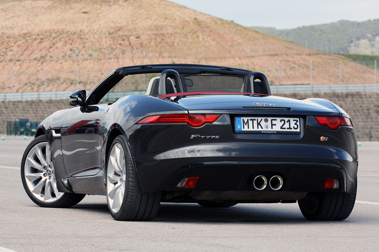 Jaguar Says F Type Sales Off To Flying Start Autoblog