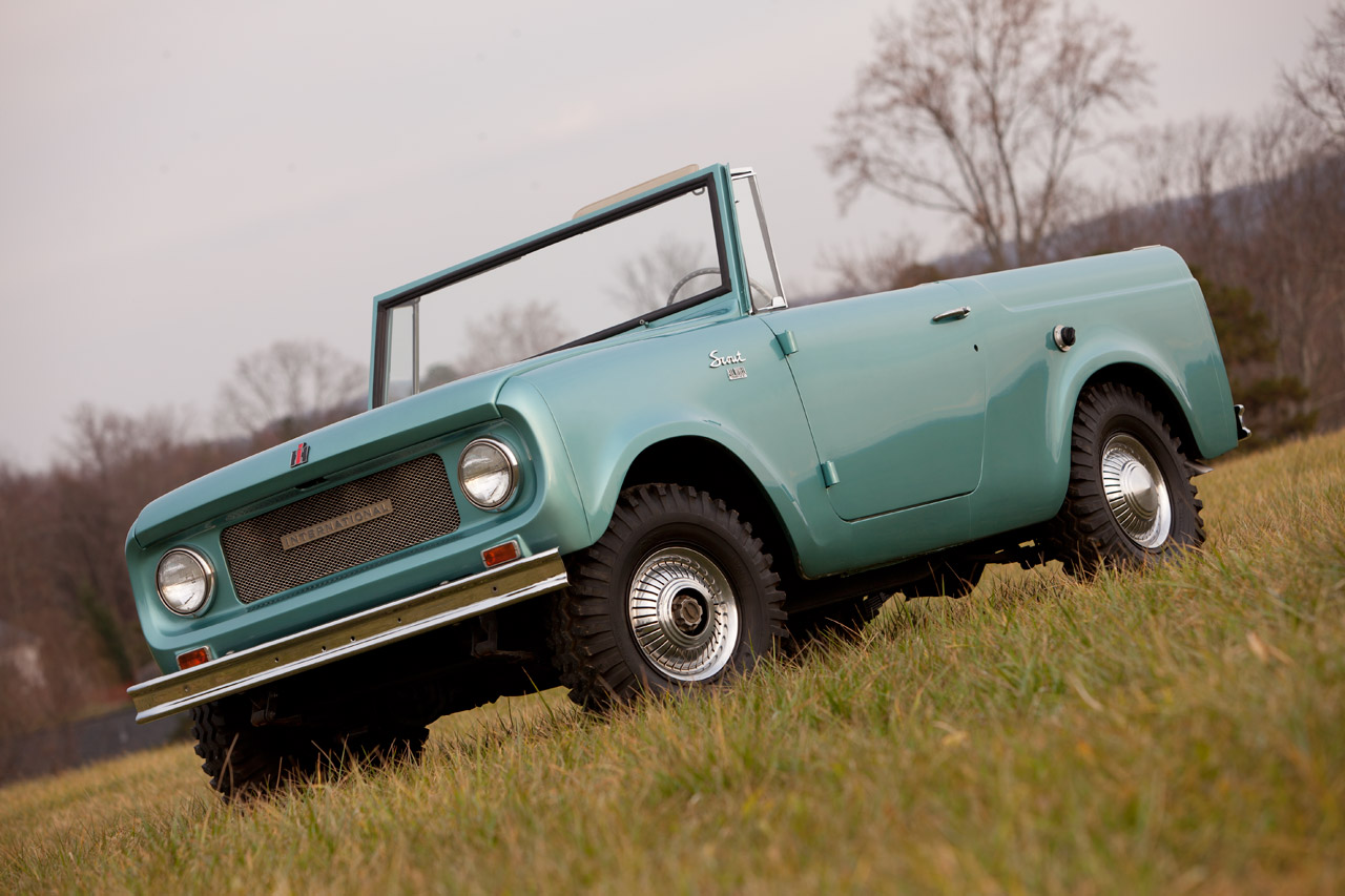 1967 International Scout 800 Sport Top Photo Gallery
