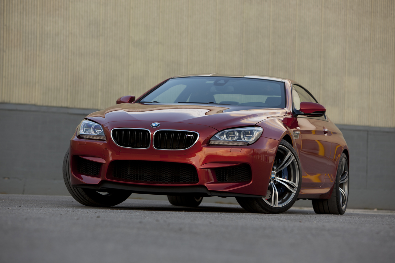 2013 BMW M6 Coupe [UPDATE] - Autoblog