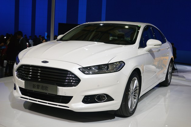 Updated Ford Mondeo Will Come On The Chinese Market