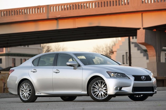 2013 Lexus GS450h [w/video]