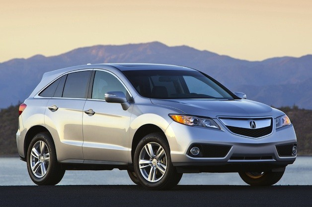 2014 Acura RDX adds latest customary features, starts during $34,520* [UPDATE]