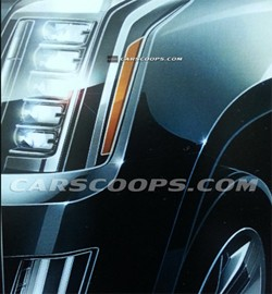 Is this the 2014-15 Cadillac Escalade?