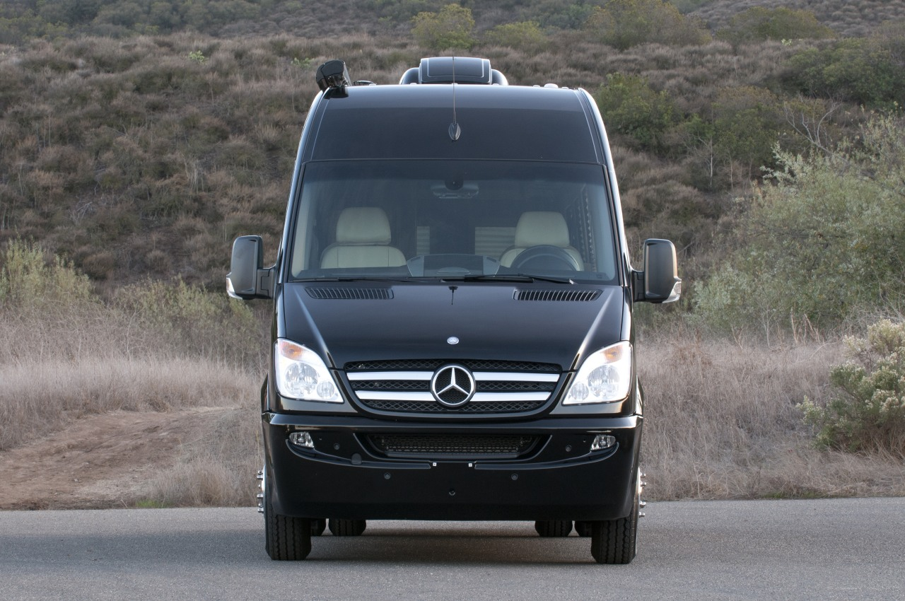 2013 mercedes benz sprinter airstream interstate in for Mercedes benz airstream interstate