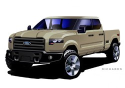 Ford reveals judgment trucks which in conclusion became Atlas