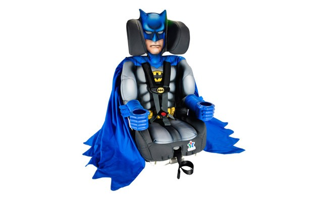 The Company Makes Specialty Car Seats Fashioned After DC Comics Superhero  Batman ...