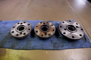 Mustang Companion Flanges
