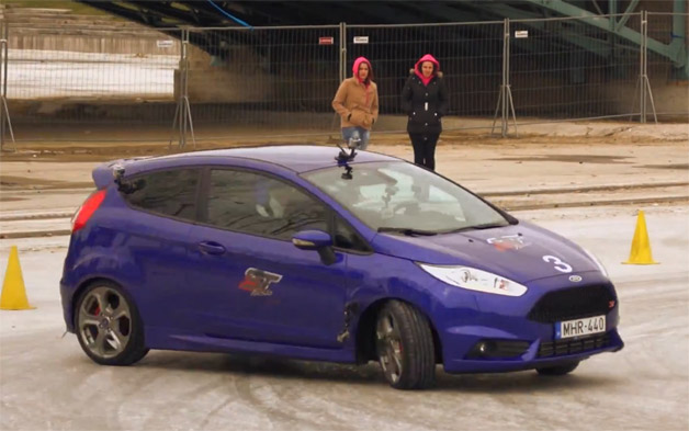 Ford Fiesta ST Ken Block Video