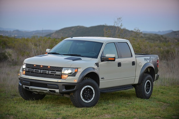 Ford to uncover special book Raptor upon Apr 9
