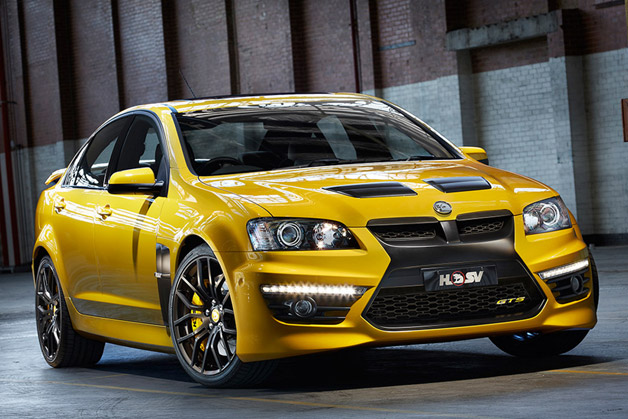 Next-gen Holden HSV operation entrance subsequent month