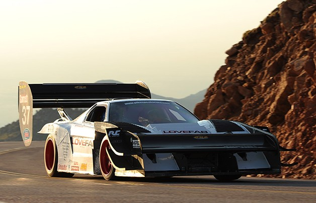 Honda signs upon as Pikes Peak sponsor, competition participant