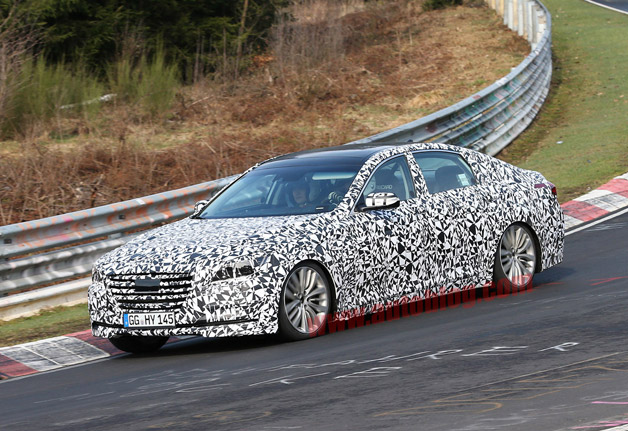Next Hyundai Genesis reliable for Detroit debut