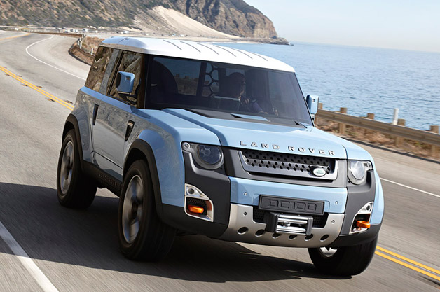 Land Rover planning entry-level 'baby' SUV?
