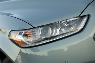 2013 Ford Fusion Hybrid headlight