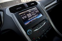 2013 Ford Fusion Hybrid instrument panel