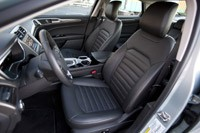 2013 Ford Fusion Hybrid front seats