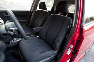 2013 Honda Fit Sport front seats