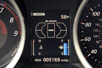 2013 Mitsubishi Lancer Evolution X GSR digital display