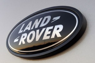 2013 Land Rover Range Rover badge