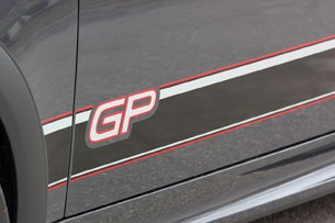 2013 Mini John Cooper Works GP graphics