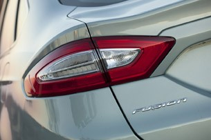 2013 Ford Fusion Hybrid taillight