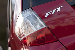 2013 Honda Fit Sport taillight