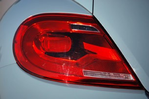 2013 Volkswagen Beetle Turbo Convertible taillight