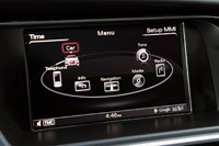 2013 Audi RS5 infotainment system