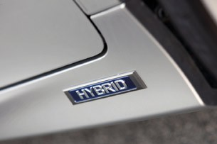 2013 Lexus GS450h badge