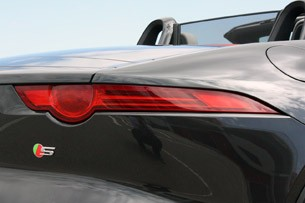 2014 Jaguar F-Type taillight