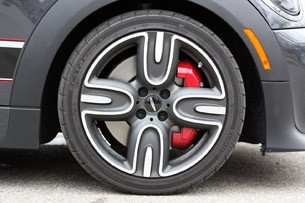 2013 Mini John Cooper Works GP wheel