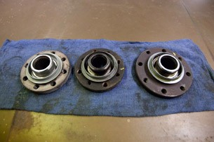 Reverse Companion Flanges