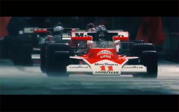 Ron Howard's Rush F1 biopic - trailer