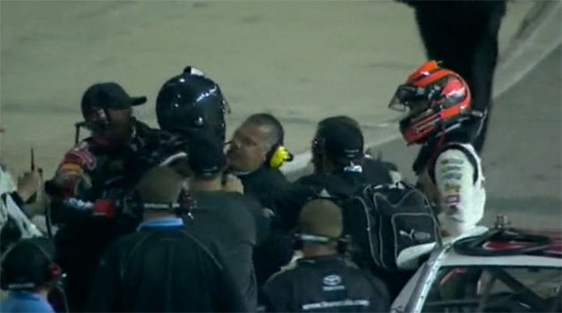 Scott Piquet Fight