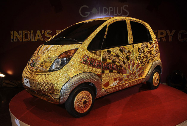 Tata seeking to supplement nicer Nano models to retreat sales flop