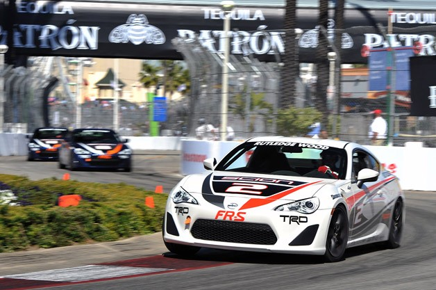 Rutledge Wood Toyota Pro/Celebrity Race