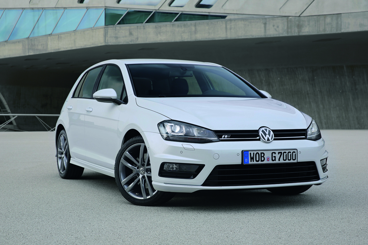 Volkswagen Golf 7 VII R line In depth review Interior Exterior ...