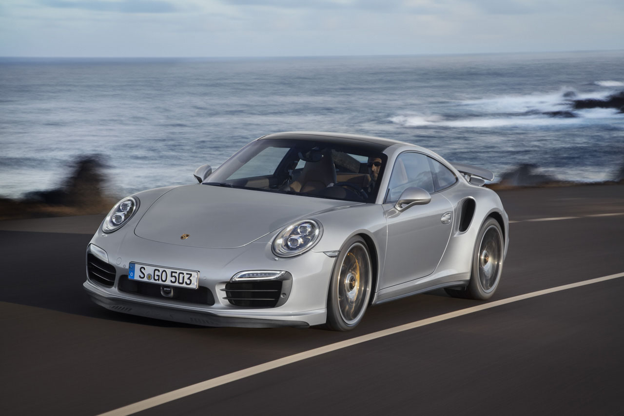 2014 Porsche 911 Turbo S Photo Gallery Autoblog