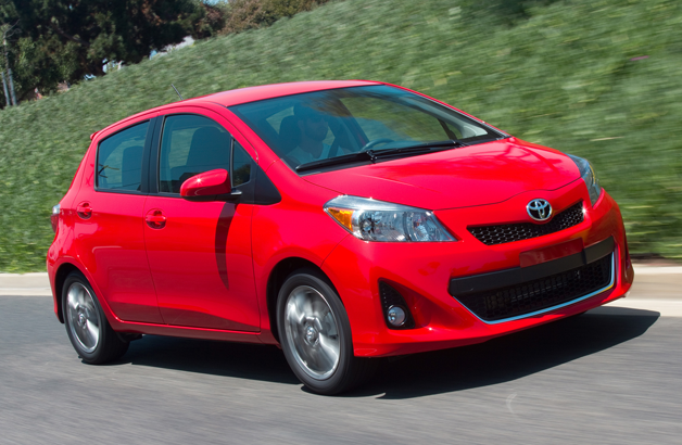 2013 Toyota Yaris