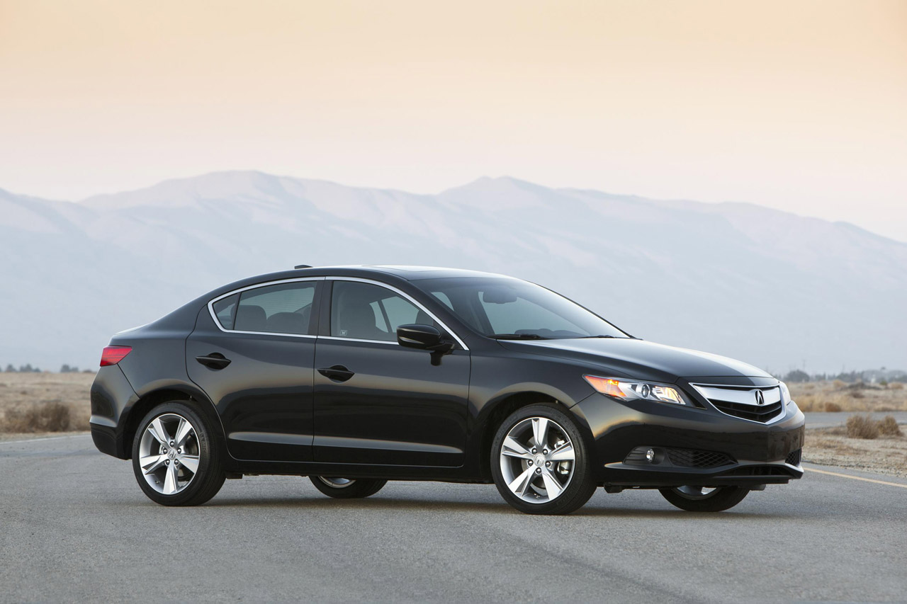 Acura Certified Pre-Owned >> 2014 Acura ILX gets upgrades after just one year | Autoblog