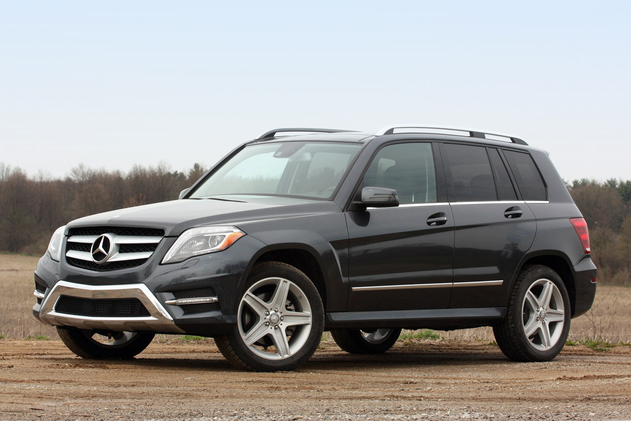 2013 mercedes benz glk250 bluetec 4matic autoblog for Mercedes benz glk 2014