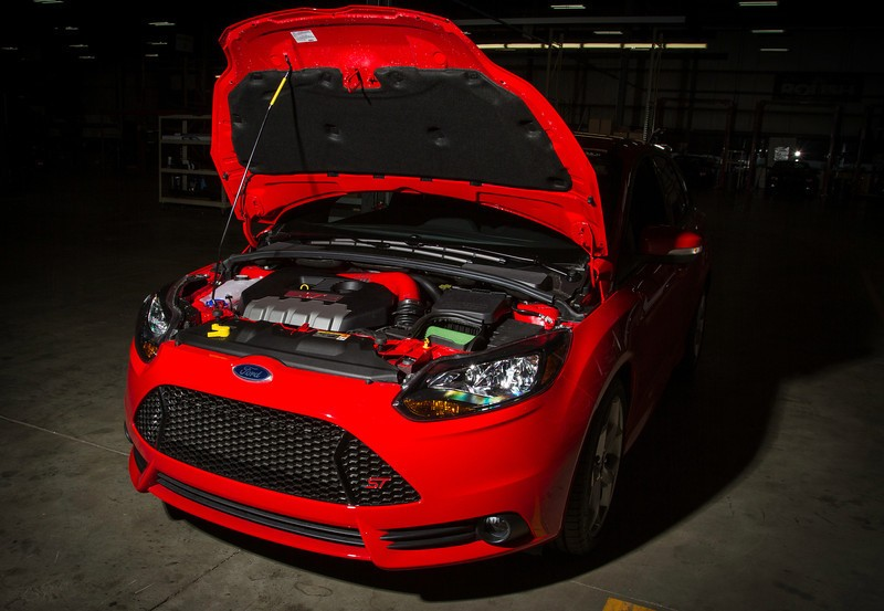 Roush Ford Focus St Photo Gallery Autoblog