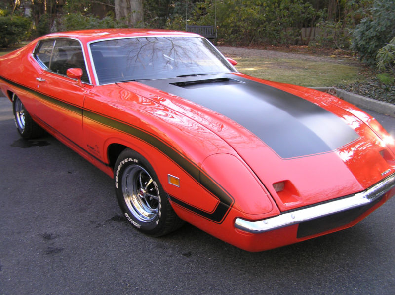 Ebay Find Of The Day 1970 Ford Torino King Cobra