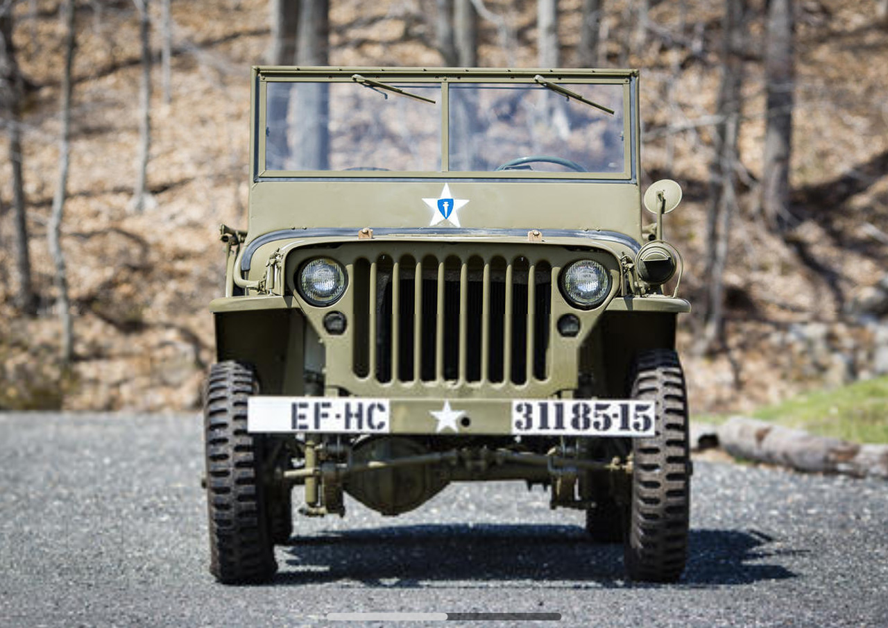 Jeep Certified Pre-Owned >> WWII Jeep 'found in crate' set to cross Greenwich auction block - Autoblog