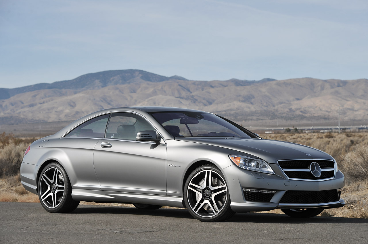 mercedes-benz cl65 amg prices, reviews and new model information