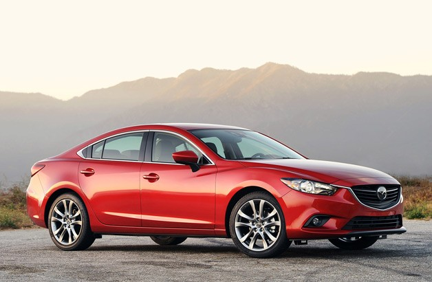 2014 Mazda6: Introduction - Autoblog