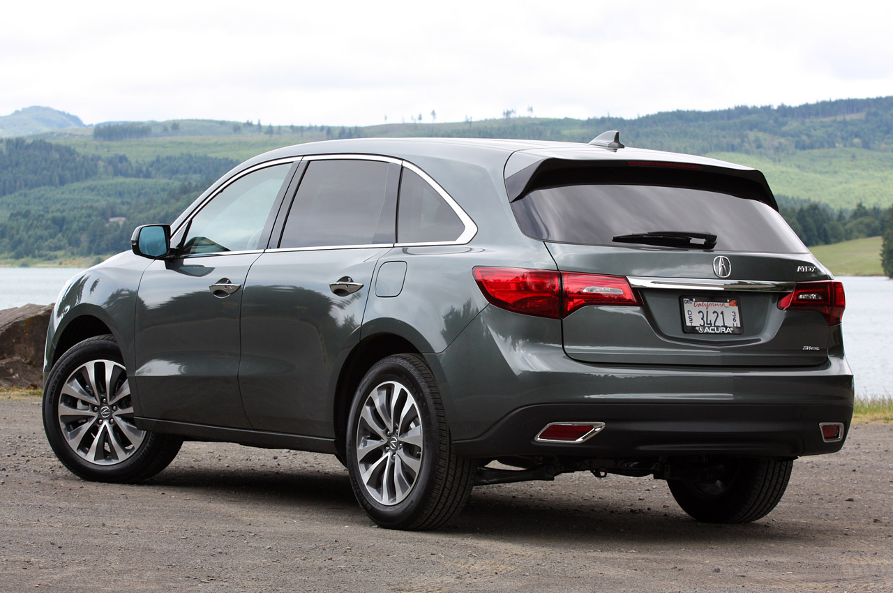 2014 acura mdx first drive photo gallery autoblog. Black Bedroom Furniture Sets. Home Design Ideas