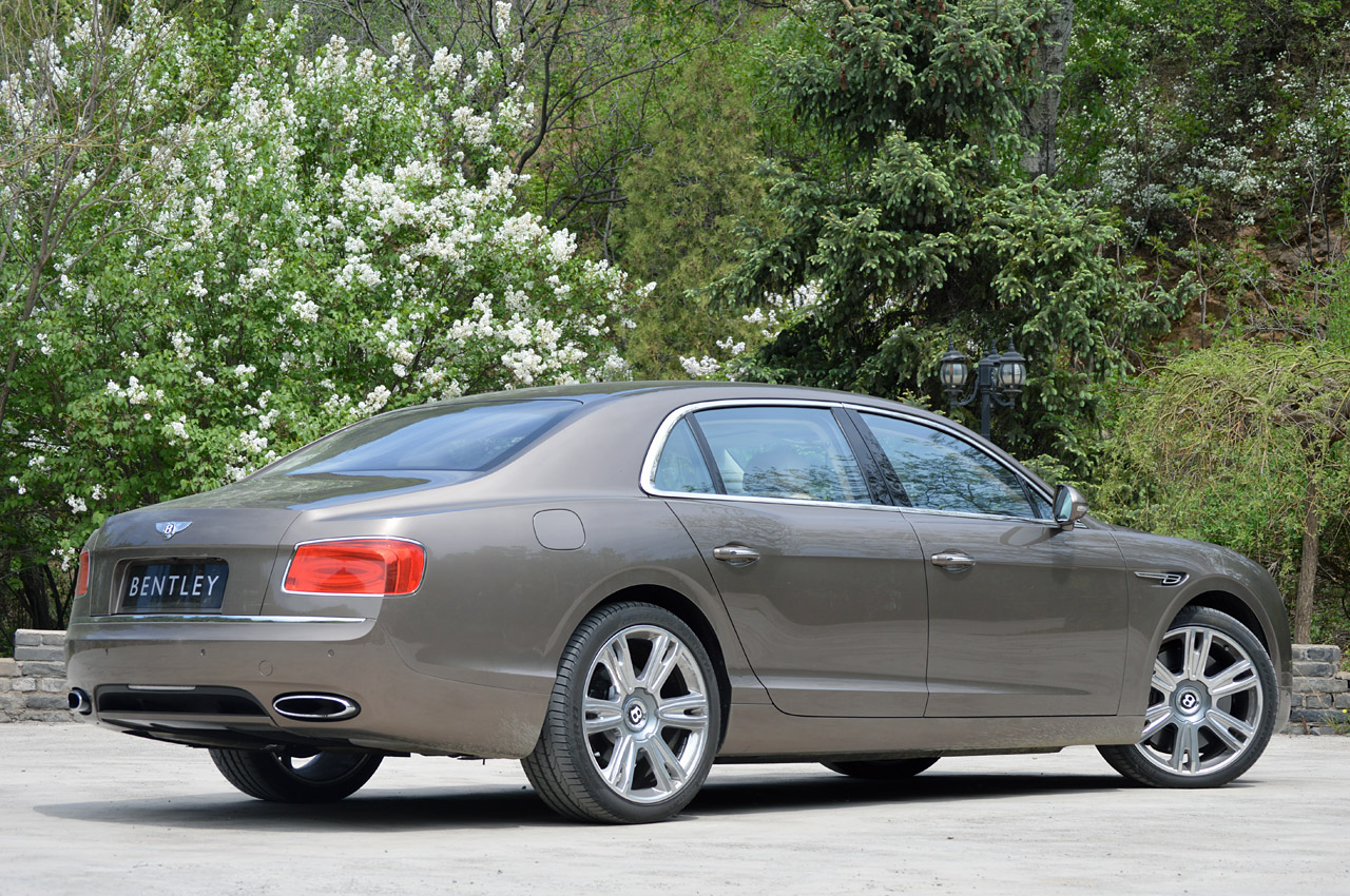 2014 bentley flying spur first drive photo gallery autoblog. Cars Review. Best American Auto & Cars Review