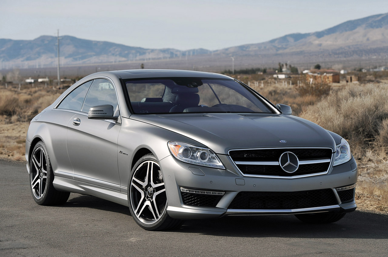 2013 mercedes benz cl65 amg quick spin photo gallery