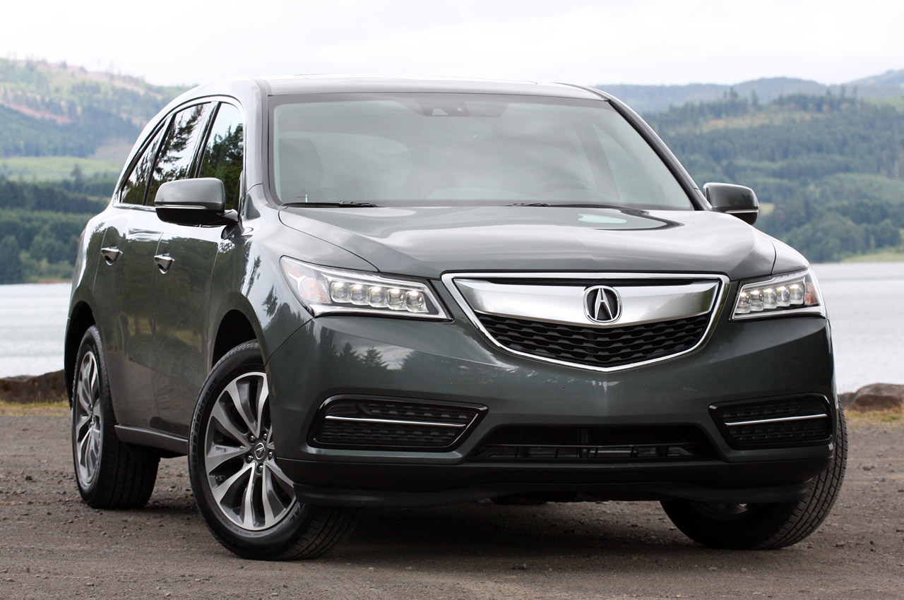 2014 Acura MDX [w/video] - Autoblog